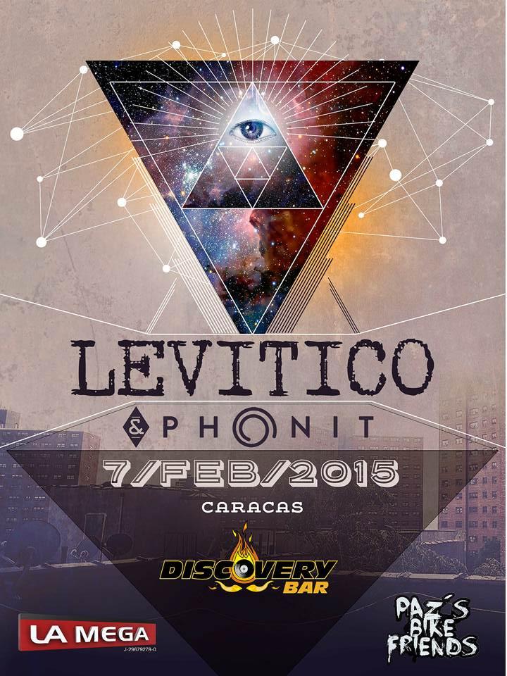 LEVITICO  regresa a rockear en los escenarios