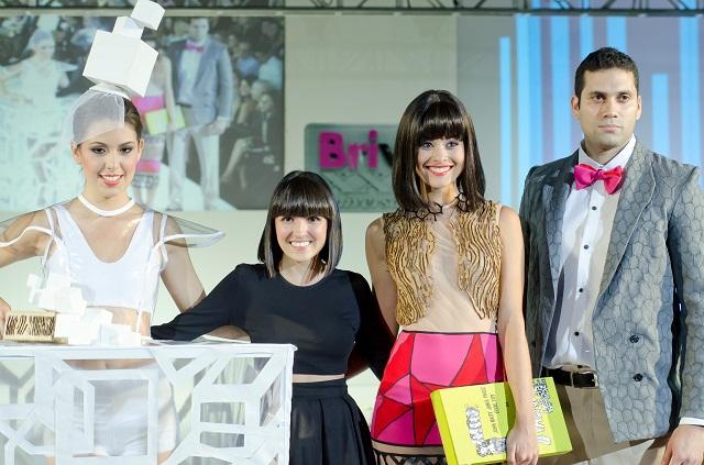 Los diseñadores del Instituto Brivil presentan sus colecciones
