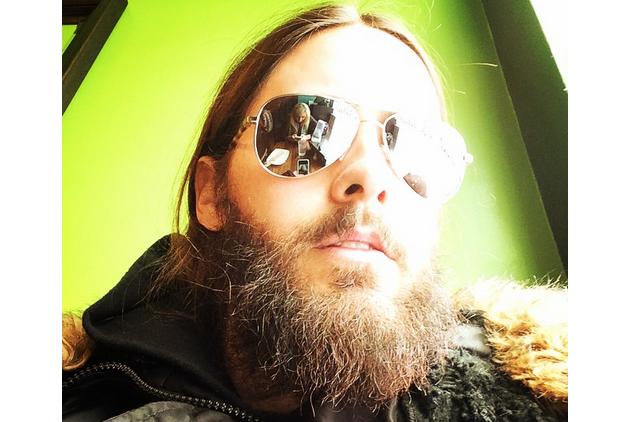 Jared Leto ya no se parece a Jesucristo