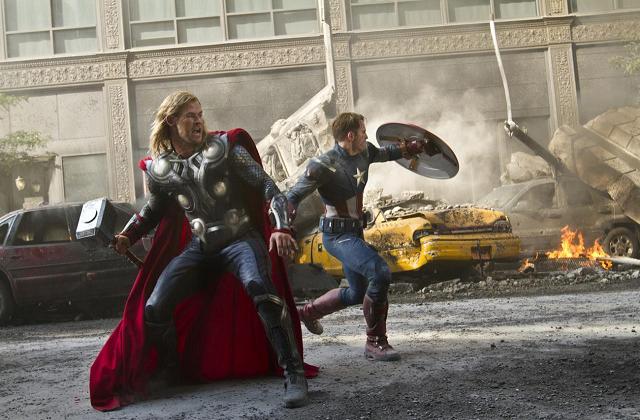 """Ya podemos ver un nuevo adelanto de """"Los Vengadores: La Era de Ultrón"""""""