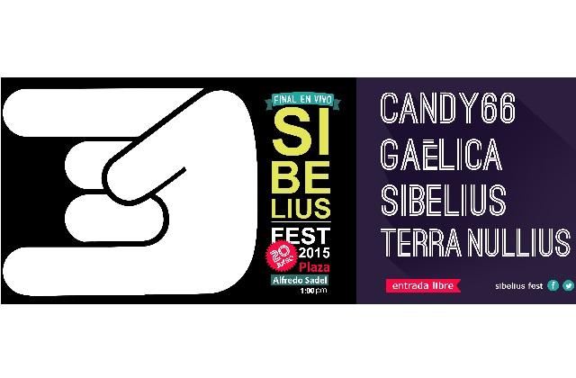La VI Edición del Sibelius Fest 2015 llega en el mes de junio