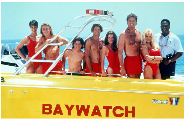"""[GALERÍA] Así se ve ahora el elenco de """"Baywatch"""""""