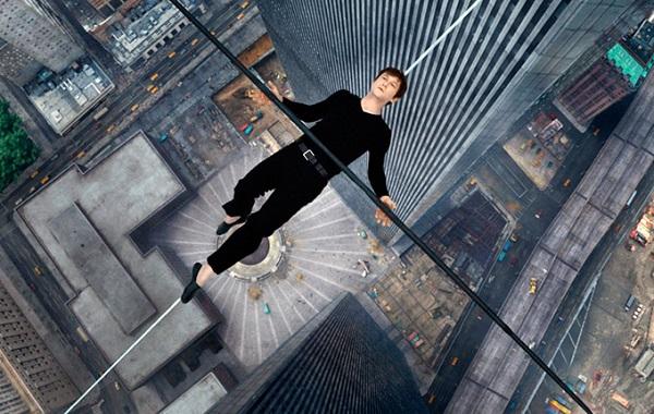 """Joseph Gordon-Levitt te pondrá los pelos de punta con """"The Walk"""""""