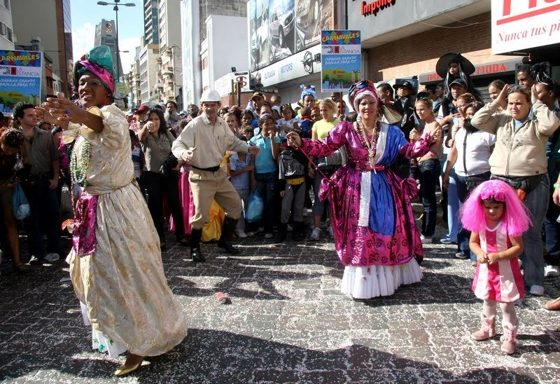 [Point de Ccs] Dónde tripearse los carnavales en la capital
