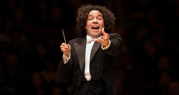 Así apareció Gustavo Dudamel en el Super Bowl 2016