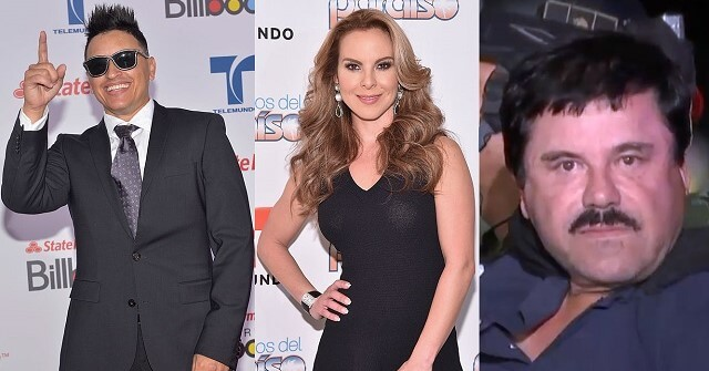 """Escucha el nuevo tema de Elvis Crespo inspirado en el """"Chapo"""" Guzmán y Kate Del Castillo"""