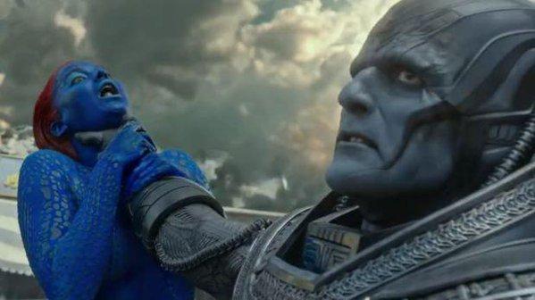 """""""X-Men: Apocalypse"""" muestra mucha acción en su nuevo teaser"""