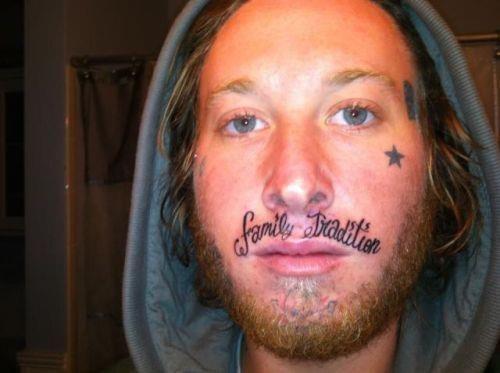[Top 10] Tatuajes más feos de internet #Fail