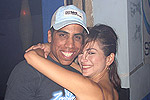 JpG de rumbacaracas.com junto a Sharell Ledezma
