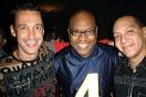 Ben Armas, Tony Escobar e Israel Sunshine