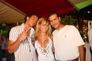 Jorge, Johana Vargas y Henry