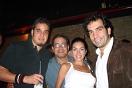 DD Domingo, Ricardo Romero, DJ Ngelik y Daniel Carlés