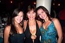 Veruska Jiménez, Tatiana Reolón y Vanessa Jiménez