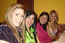 Michelle Badillo, Arausi Armand, Vanessa Osorio y Yarlis Gonzlez