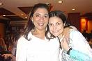 Jenny Oropeza y Katerina Valentino