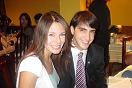 M Elena Gonzlez y David Capella