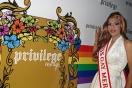 Mis Gay Mérida en la reapertura de Privilege