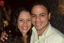 Vivian Mariño y Roberto Carlos @ Burladero