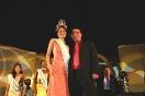 Rita Rincon (Reina del Sol 08) y Amaru Briceño (Pte. Ferisol)