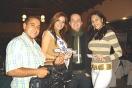 Jorge, Gabriela, Federico y Karina Coelho de TAM TV