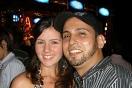 Juvenal con su novia