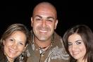 Karina, Richard y Jhoana en el VIP de Galenos