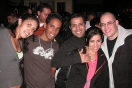 Rosaura, Miguel, Génesis, DJ Aco y Luis Patty