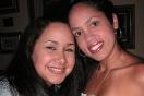 Adriana Díaz y Denisse Fernández