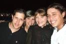 La familia Sue en el concierto de Jorge Celedón