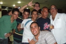 Felix de Galenos con todo su personal en el concierto de Jorge Celedón