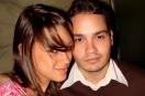 Katherine Escalona y Miguel Méndez
