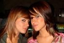 Andrea Novita y Katherine Escalona