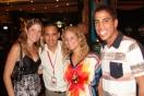Karina Iglesias, Luis Jaimes de DUSA, Karleni y JpG de rumbacaracas.com