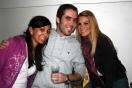 Maxi con Jorge y Gaby de Rumbacaracas.com