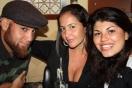 Sergio Buendí¬a, Leidy Lozano y Diana Buendí¬a