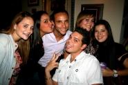 Alejandra, Jacqueline, Carlos, Diego, Cindy y Daniela