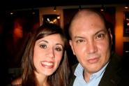 Daniella García y Misael Zamora