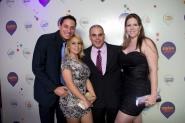 Erick Linero, Dayana Molina, Cristina Díaz y compañía