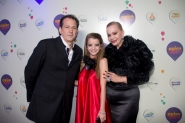 Celebridades en la Chica HTV