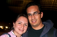 Nathaly y Edwin