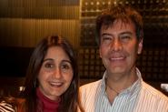 Teresa Martínez y Gabriel Ríos