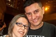 Amelia Correia y Juan de Jesús