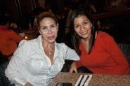 Elsimar y Elaine Do Santos estilistas de Alejandro's