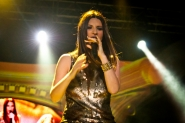 Laura Pausini regresó