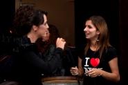 Entrevistando a Marisa Román