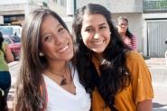 Lorena y Verónica