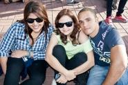 Amigos en el Union Rock Show
