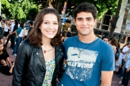 Cristina y Leonardo