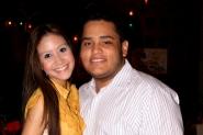 Jeanny Pacheco y Diego López