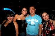 Mandy Perozo, Monica Cedeño José Carrizo y Crithsabel Parra